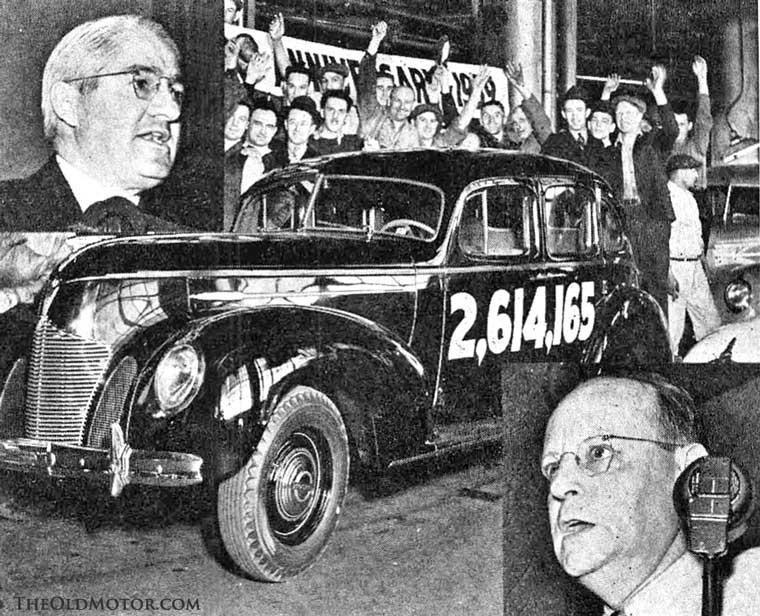 Hudson's 30th Anniversary in 1939