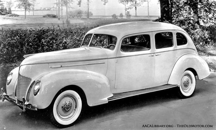 1939 Hudson Sedan