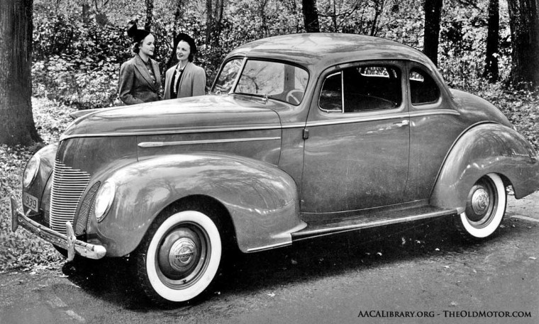 1939 Hudson Coupe