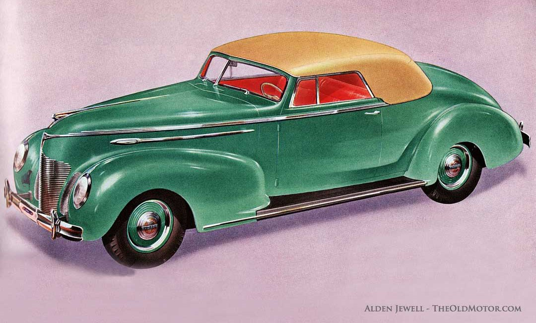 The 1939 Hudson – New Models for the 30th Anniversary | The Old Motor