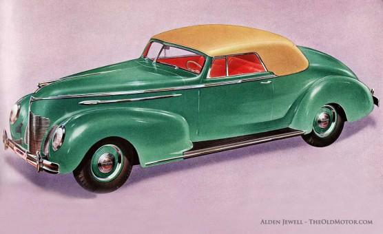 1939 Hudson Convertible
