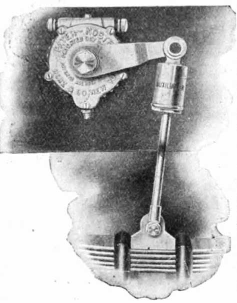 The History of the Shock Absorber