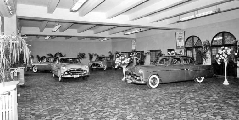 1953 Packards Packard New Orleans