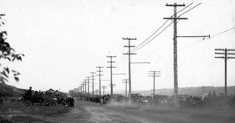 The 1915 San Diego Exposition Road Race