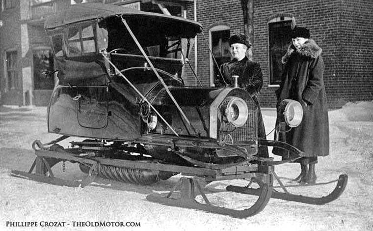 1911 Hupmobile Model 20 Torpedo Roadster