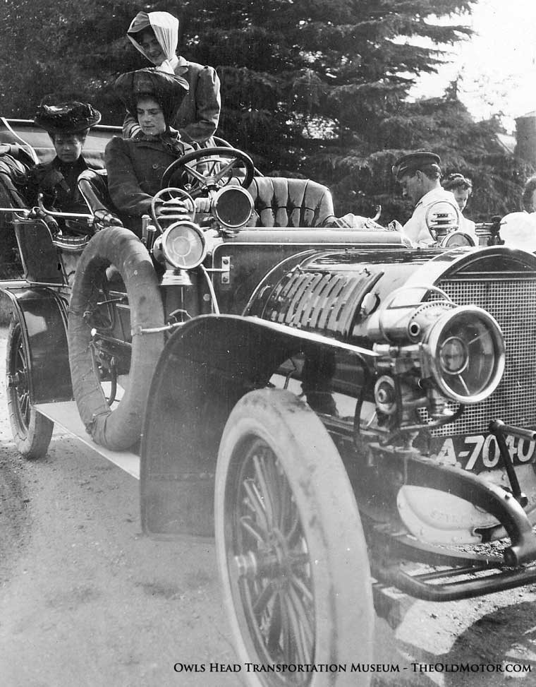 1905 Spyker Touring car