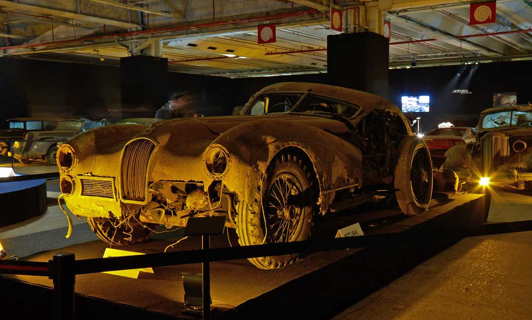 The Articurial Roger Baillon Collection Sale At Retromobile | The ...