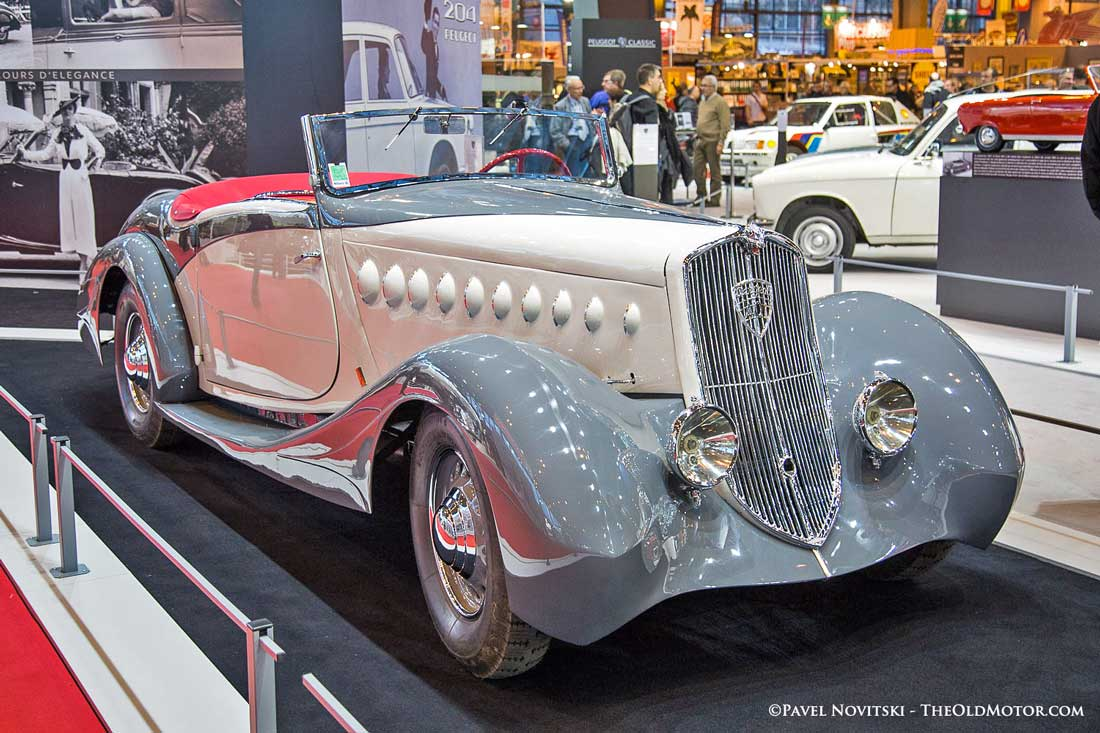 Retromobile 2015 – The 40th Anniversary Edition | The Old ...