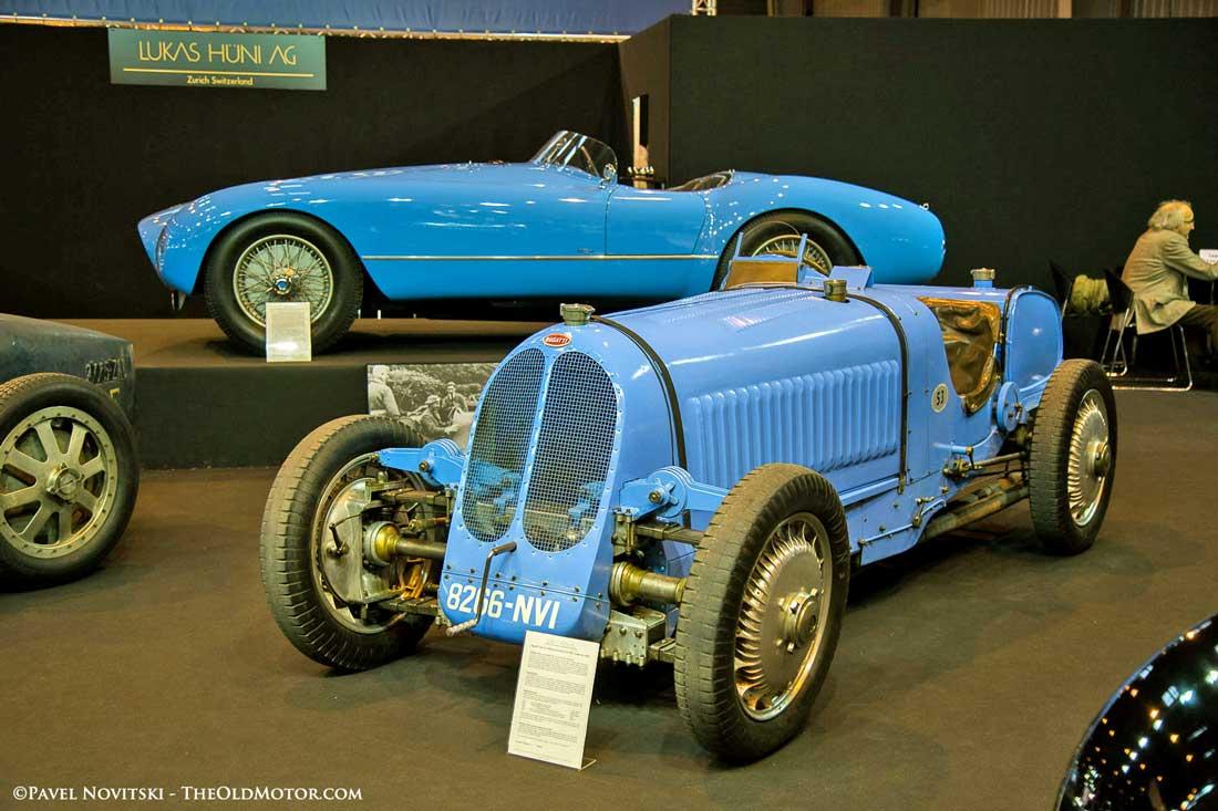 1932 Bugatti Type 53 Overview