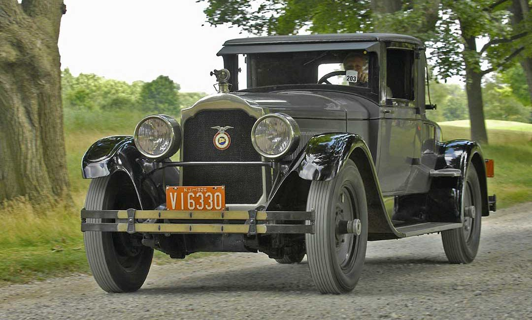 """Packard Cars To Be Featured At CCCA Museum """"Experience"""" 