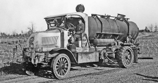 Mack AC Bulldog Truck