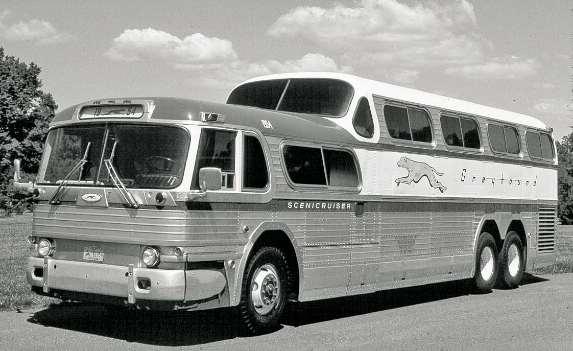 Go Greyhound Photos And Film Of The Bus Line Part Ii