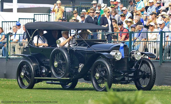 1913 Mercedes - Model 37/95 - Double Phaeton-Torpedo
