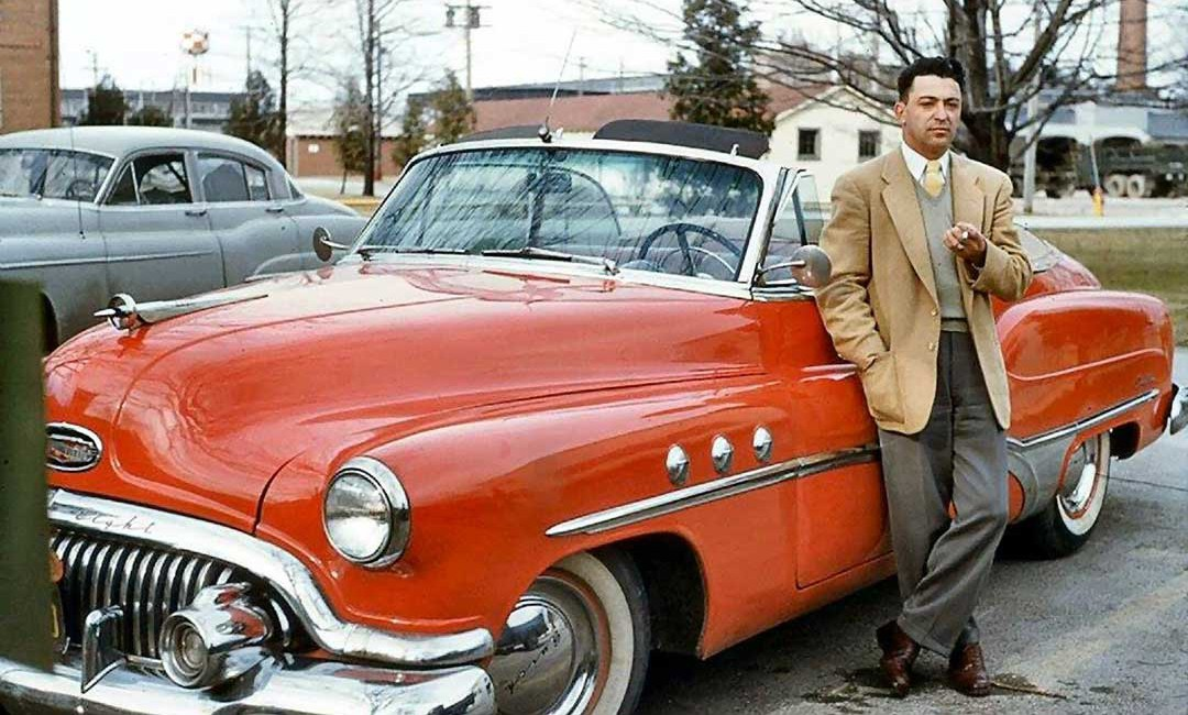 1952 buick convertible