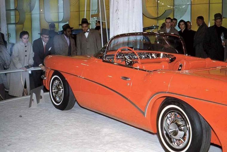 Buick Wildcat concept car