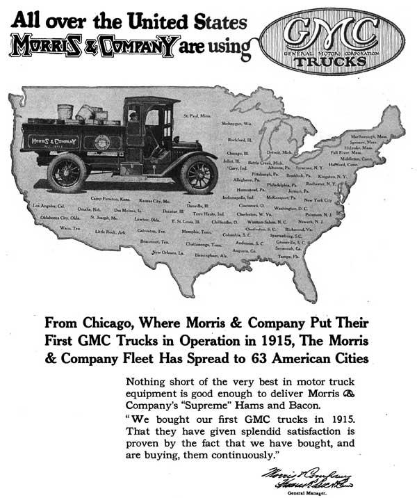 vintage Old Antique GMC Trucks