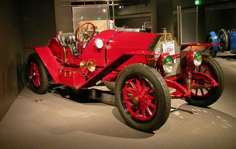 1914 Simplex 50 h.p. Speedcar