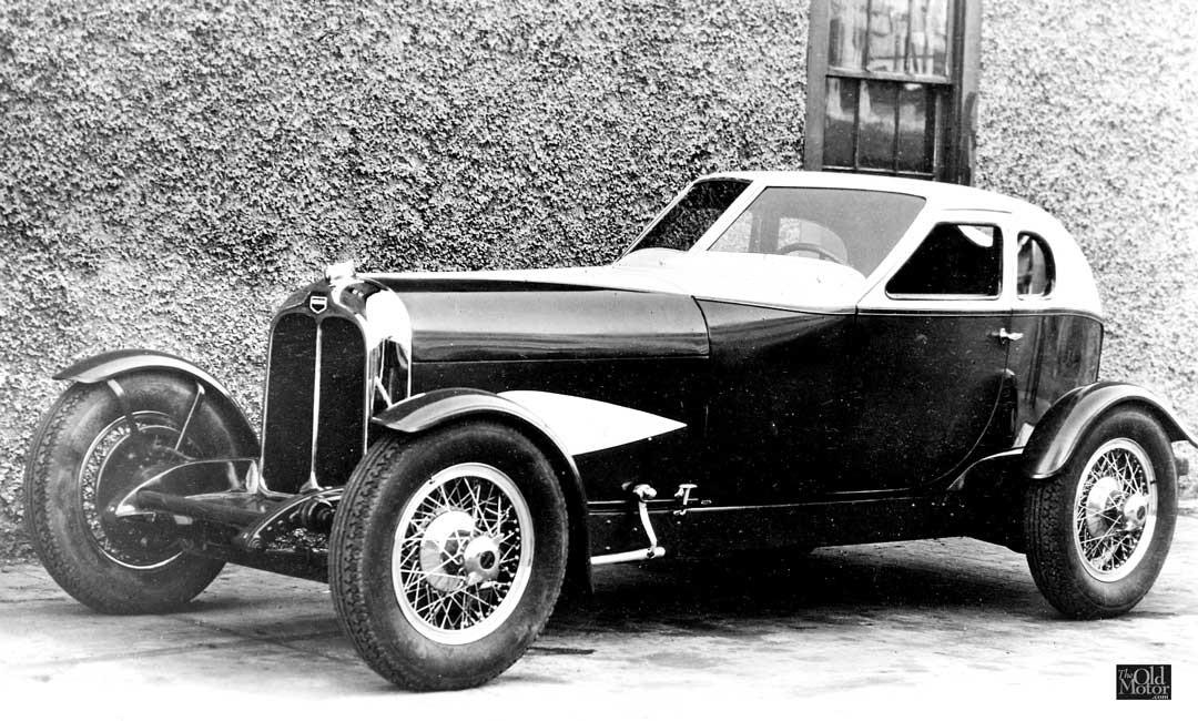 The Sensational Auburn 1929 Cabin Speedster The Old Motor