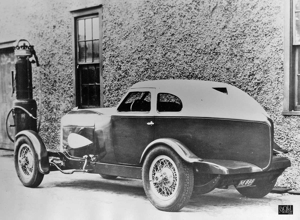 The Sensational Auburn 1929 Cabin Speedster | The Old Motor