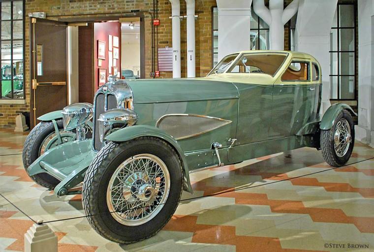 Auburn 1929 Cabin Speedster