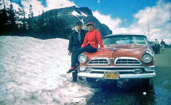 1955 or 1956 Chrysler