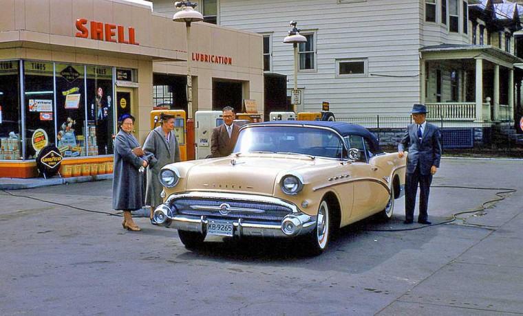 1958 Buick Convertible