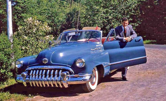 1950 Buick Convertible