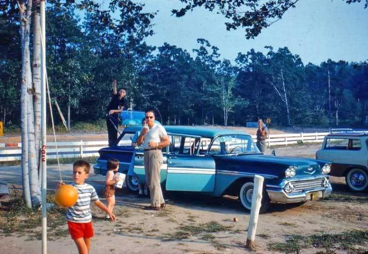 1958 Chevrolet Station Wagon