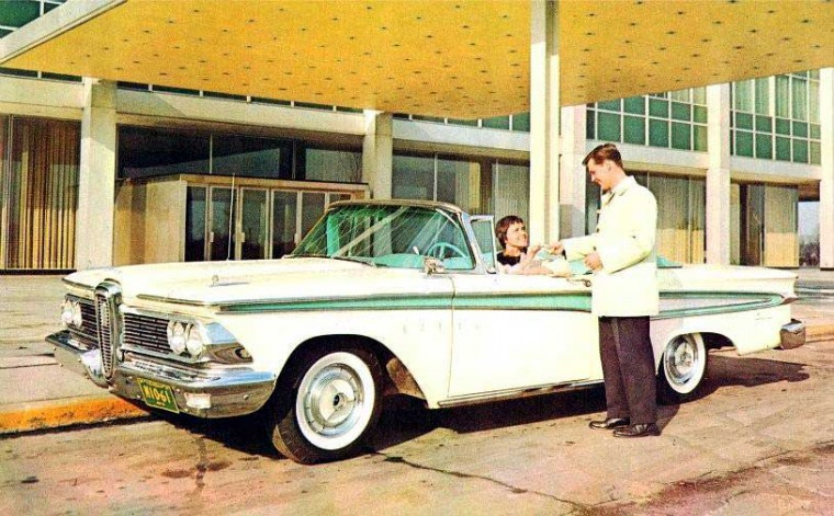 Edsel Convertible