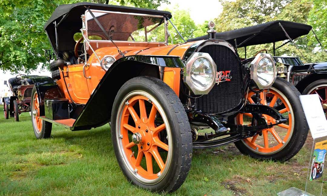 The 2015 Klingberg Vintage Motorcar Festival | The Old Motor