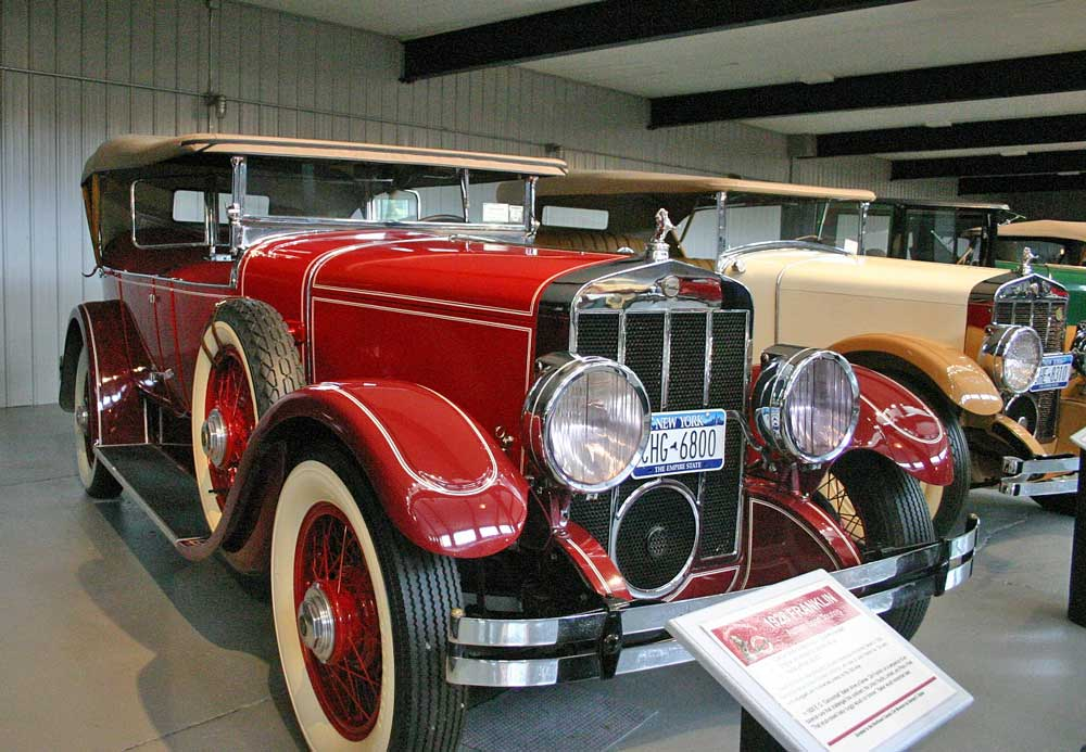 The Northeast Classic Car Museum Norwich New York The