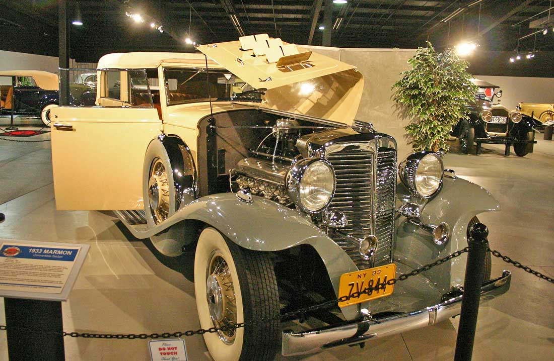 The Northeast Classic Car Museum – Norwich New York | The Old Motor