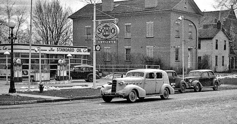 1934 0r 1935 LaSalle