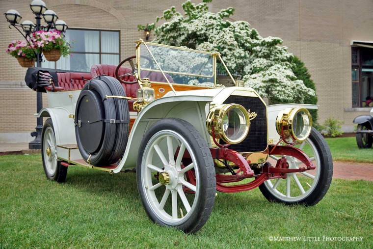 1909 Peerless Model 19