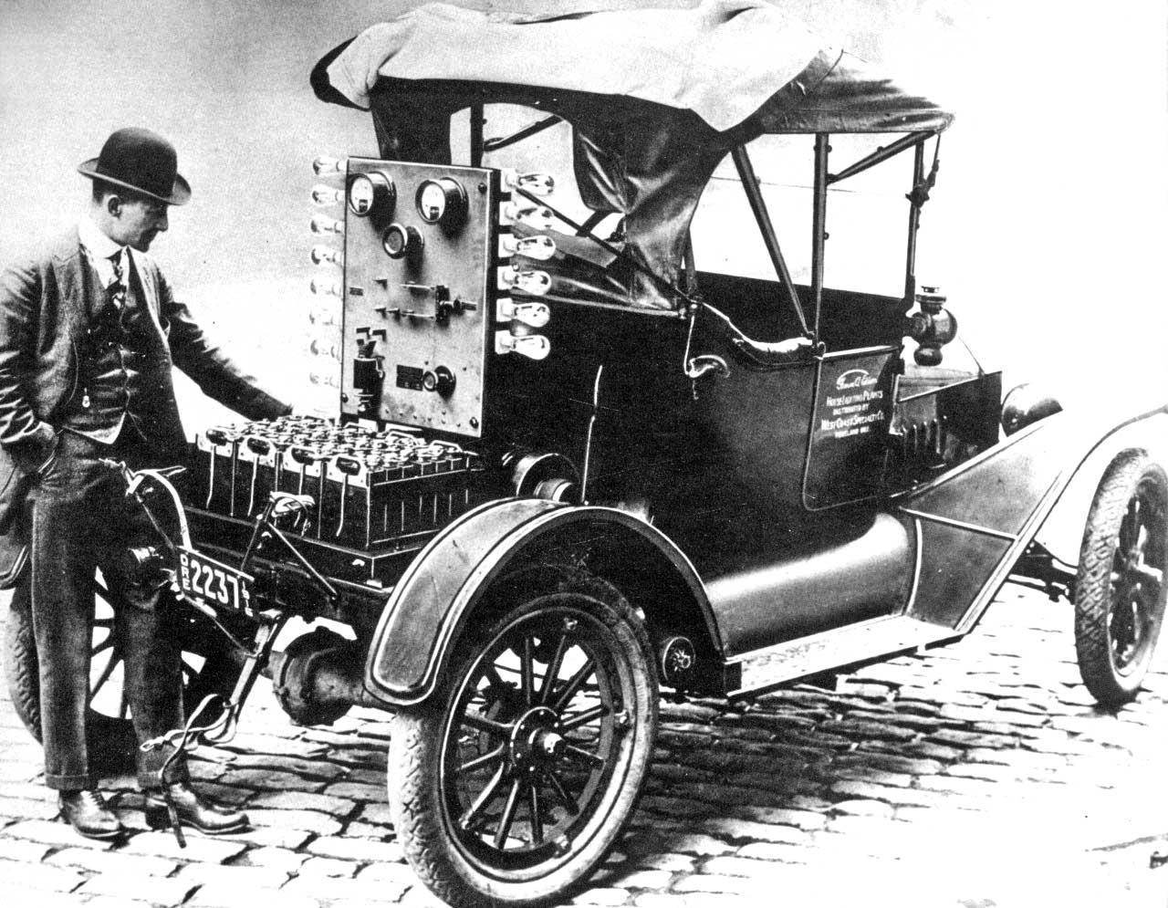 Edison motor vehicle for Electric motor repair new jersey