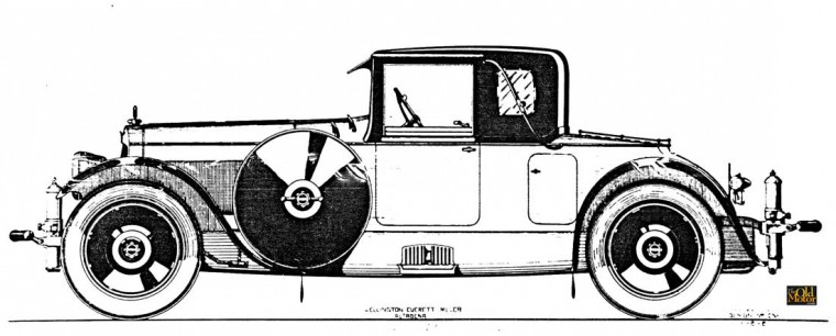 Walter M. Murphy design by E.W. Miller
