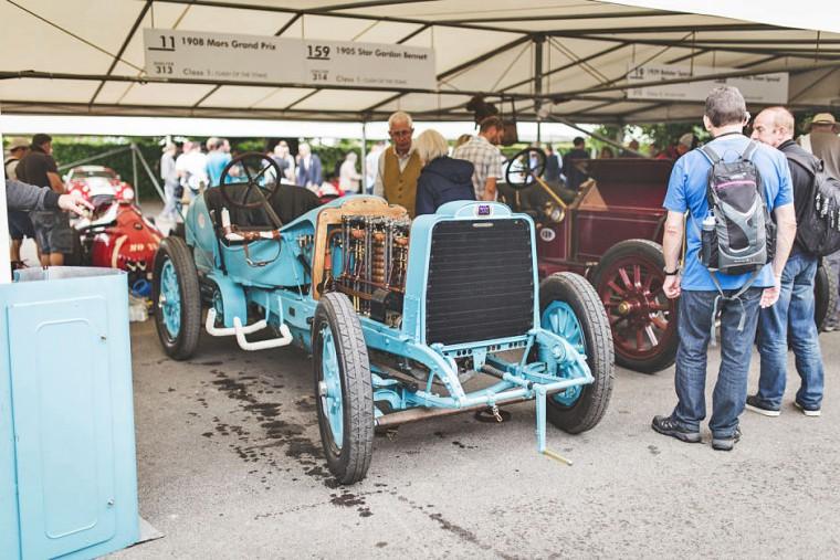 1908 Mors Grand Prix Car