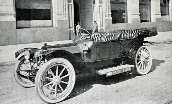 1913 Omaha 30 Underslung