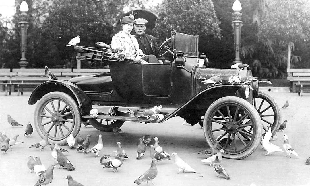 "1916 Model ""T"" Ford Roadster"