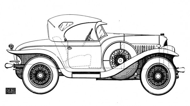 1927 Sequoia Roadster