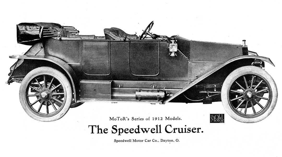 1912 Speedwell Cruiser
