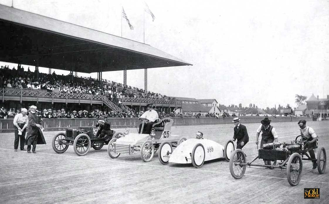 Walter Baker and His Remarkable Electric Racing Cars   The Old Motor