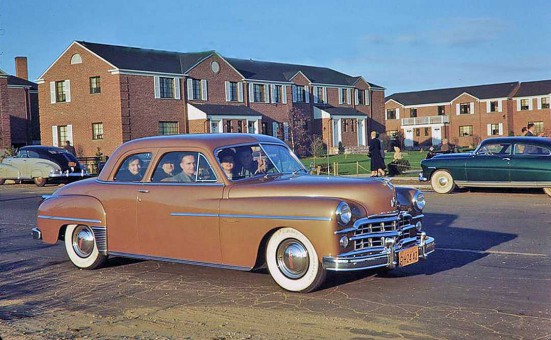1949 Dodge Coupe