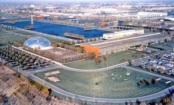 General Motors Innovative Styling Section Warren MI 1963