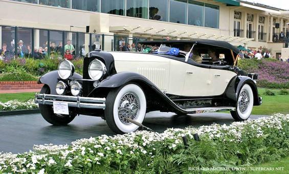 1931 dupont Model H Sport Phaeton