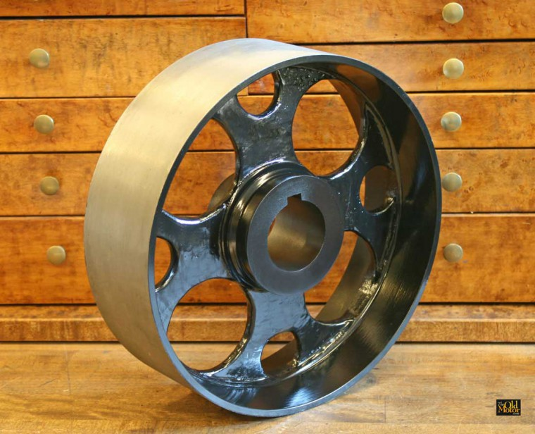 Casting New Brake Drums for a 1914 Simplex Speed Car
