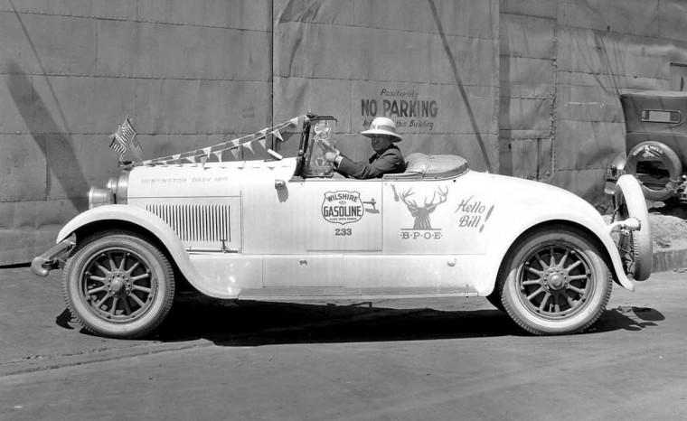 1925 Cadillac Roadster