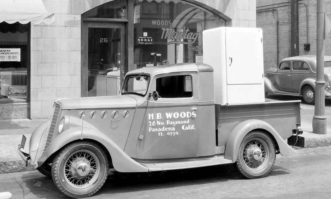The Maytag Man S Thrifty Willys Model 77 Appliance Hauler