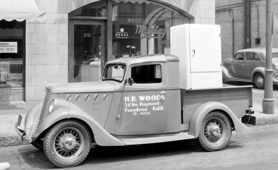 1935 Willys Model 77 Pickup Truck