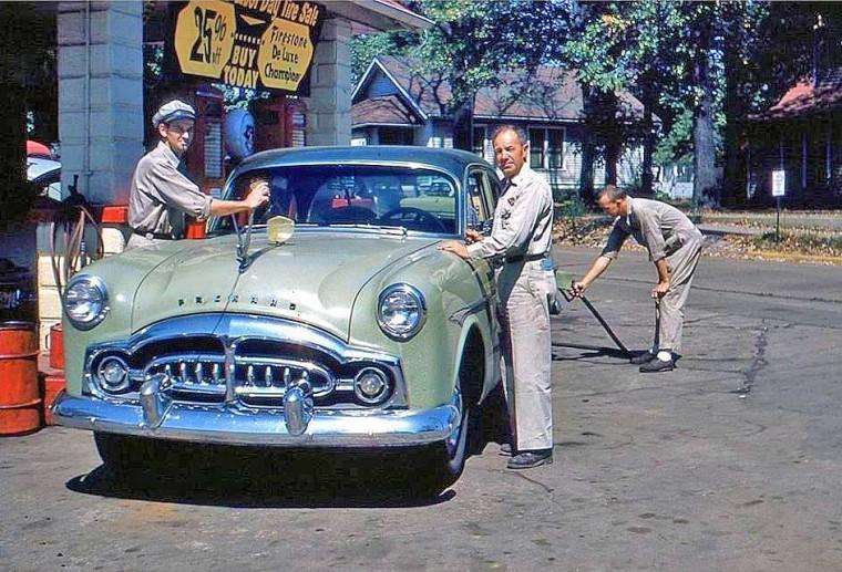 1950s Packard
